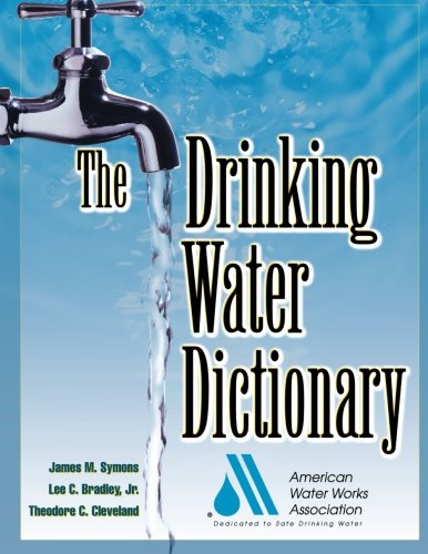 9780071375139: The Drinking Water Dictionary
