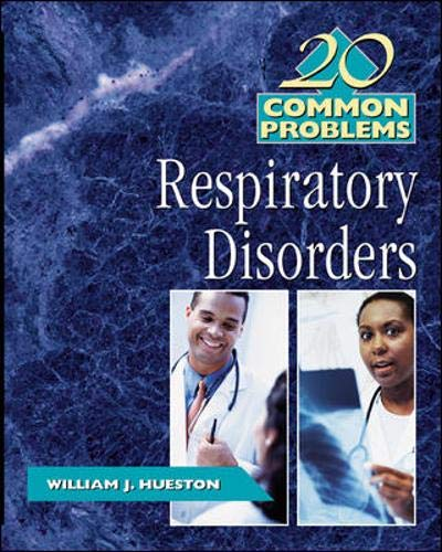 9780071375269: 20 Common Problems in Respiratory Disorders