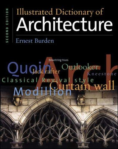 9780071375290: Illustrated Dictionary of Architecture