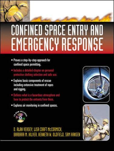 9780071375580: Confined Space Entry and Emergency Response
