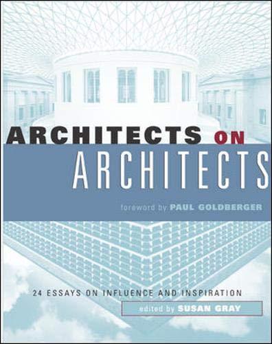 9780071375832: Architects on Architects