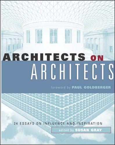 9780071375832: Architects on Architects