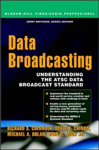 9780071375900: Data Broadcasting: Understanding the ATSC Data Broadcast Standard