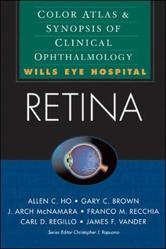 9780071375962: Retina: Color Atlas and Synopsis of Clinical Ophthalmology (Wills Eye Series)