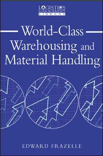 9780071376006: World-Class Warehousing and Material Handling (Logistics Management Library)