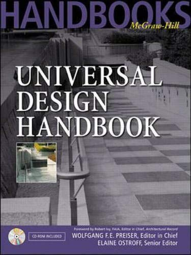 9780071376051: Universal Design Handbook (M-H handbooks)