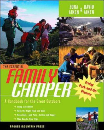 9780071376143: Essential Family Camper (Ragged Mountain Press Essential Series)