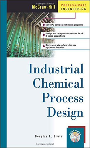 9780071376204: Industrial Chemical Process Design