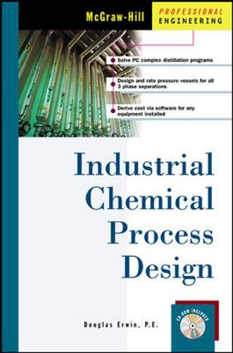9780071376211: Industrial/Chemical Process Design