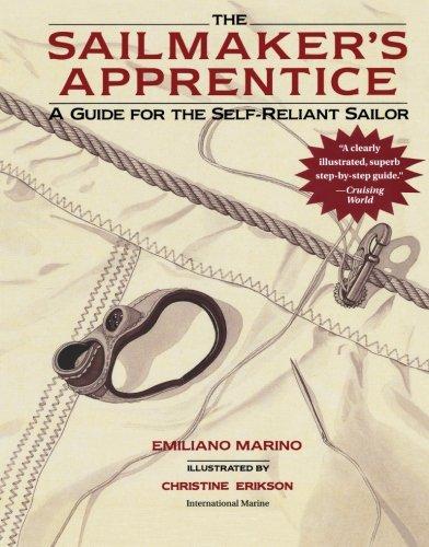 9780071376426: The Sailmaker's Apprentice: A Guide for the Self-Reliant Sailor