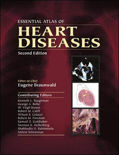 9780071376457: Essential Atlas of Heart Diseases