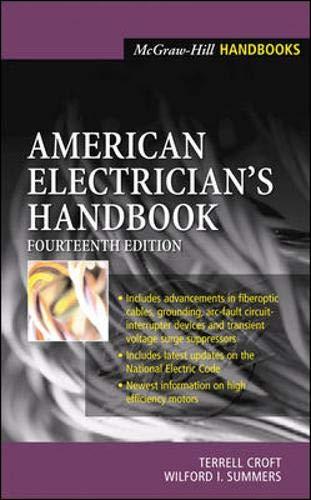 9780071377355: American Electricians' Handbook