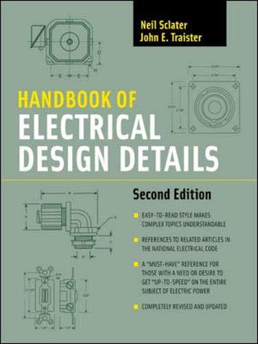 9780071377515: Handbook of Electrical Design Details (Handbook)