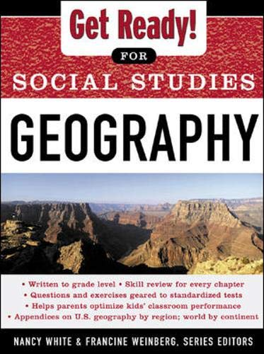 9780071377614: Get Ready! for Social Studies : Geography