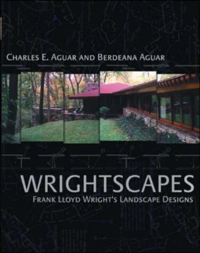 9780071377683: Wrightscapes: Frank Lloyd Wright's Landscape Designs