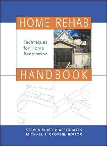 9780071377775: Home Rehab Handbook: Techniques for Home Renovation