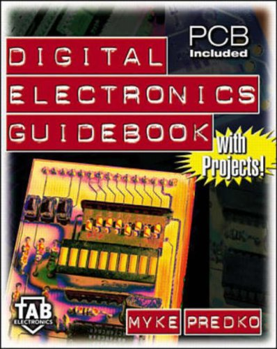 9780071377812: Digital Electronics Guidebook (with Projects!) (TAB Electronics Technical Library)