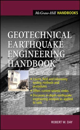 9780071377829: Geotechnical Earthquake Engineering Handbook