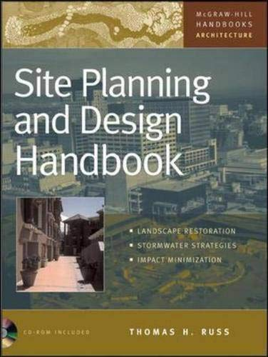 9780071377843: Site Planning and Design Handbook
