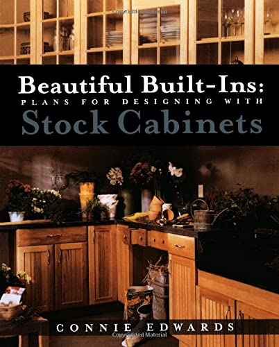 9780071377966: Beautiful Built-ins:  Plans for Designing with Stock Cabinets (Time Saver Concise)