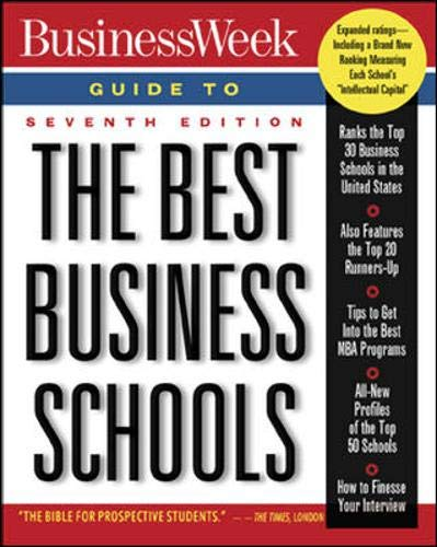 9780071378246: Businessweek Guide to the Best Business Schools (Business Week Guide to the Best Business Schools, 7th ed)