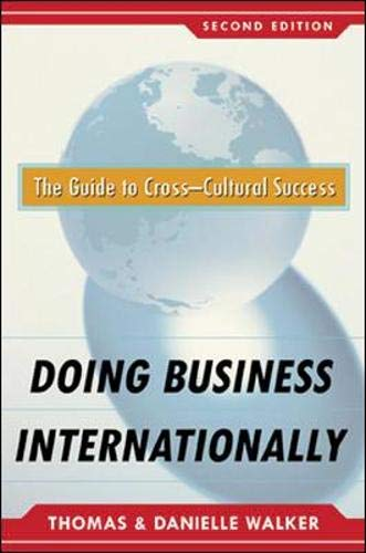 9780071378321: Doing Business Internationally, Second Edition: The Guide To Cross-Cultural Success