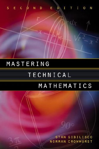 9780071378598: Mastering Technical Mathematics