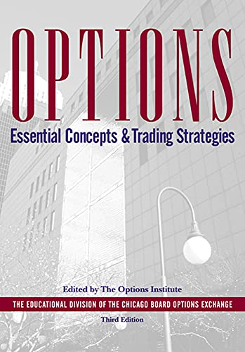 9780071378635: Options: Essential Concepts and Trading Strategies