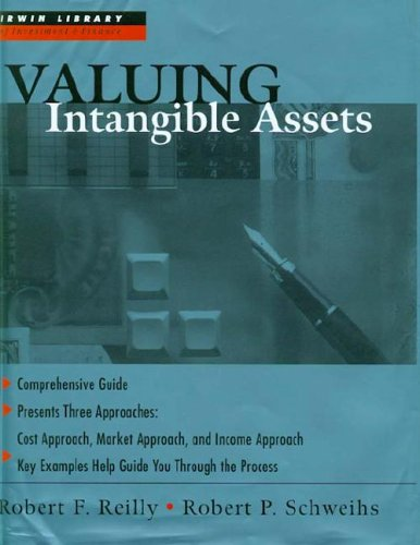 9780071379243: Valuing Intangible Assets