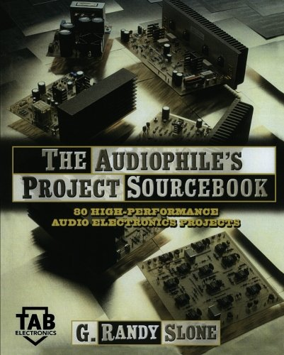 9780071379298: The Audiophile's Project Sourcebook: 120 High-Performance Audio Electronics Projects
