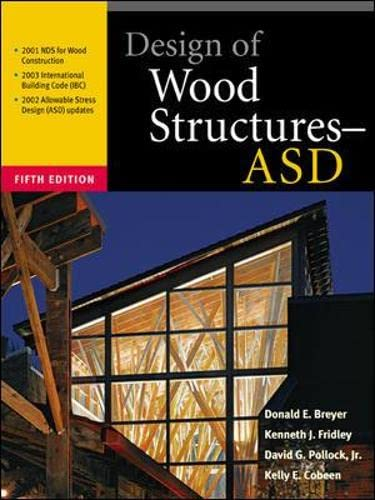 9780071379328: Design of Wood Structures - ASD