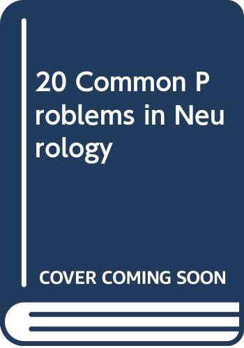 9780071379335: 20 Common Problems in Neurology