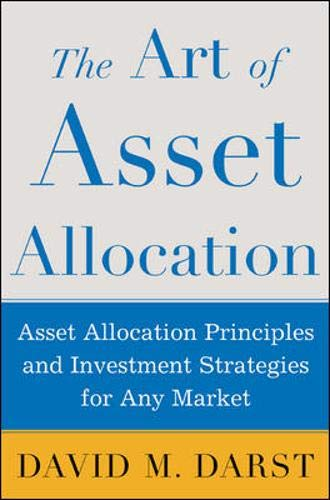9780071379502: The Art of Asset Allocation : Asset Allocation Principles and Investment Strategies for any Market