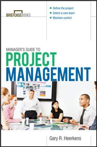 9780071379526: Project Management