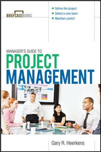 9780071379526: Project Management (Briefcase Books Series)
