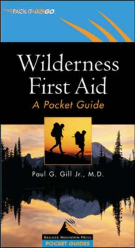 9780071379625: Wilderness First Aid: A Pocket Guide (Ragged Mountain Press Pocket Guide)