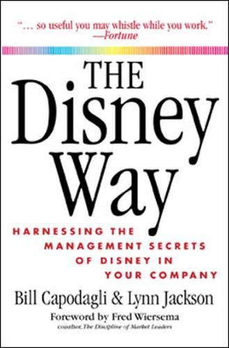 9780071379694: The Disney Way: Harnessing the Management Secrets of Disney in Your Company