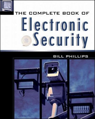 9780071380188: The Complete Book of Electronic Security