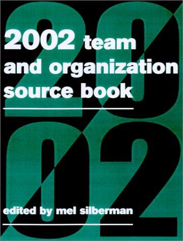 9780071380294: The 2002 Team & Organization Development Sourcebook