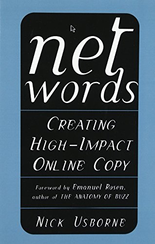 9780071380393: Net Words: Creating High-Impact Online Copy (Marketing/Sales/Advertising & Promotion)