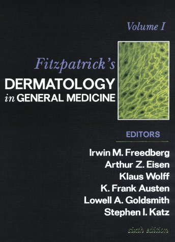 9780071380669: Fitzpatrick's Dermatology in General Medicine, Vol. 1
