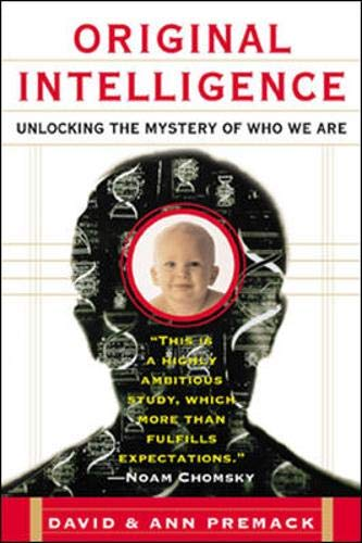 9780071381420: Original Intelligence: The Architecture of the Human Mind