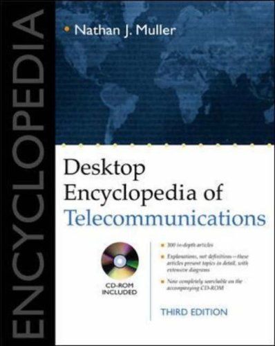9780071381482: Desktop Encyclopedia of Telecommunications (McGraw-Hill Telecom)