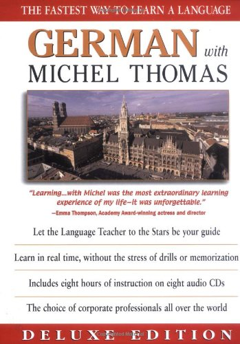 9780071381635: German with Michel Thomas