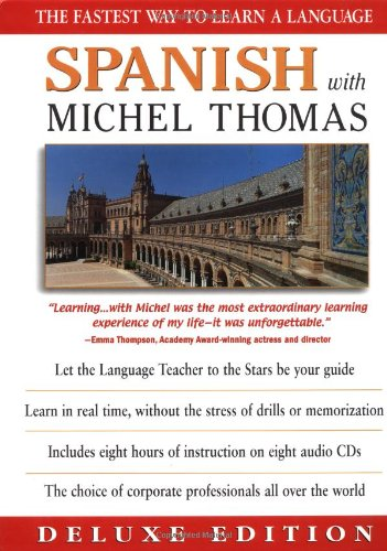 9780071381642: Spanish With Michel Thomas (Deluxe Language Courses with Michel Thomas)