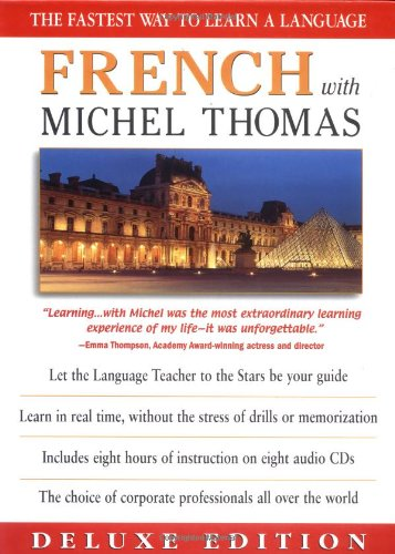 9780071381659: French With Michel Thomas: The Fastest Way to Learn a Language (Deluxe Language Courses with Michel Thomas)