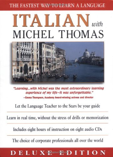 9780071381666: Italian with Michel Thomas