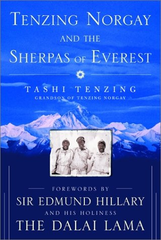 9780071381802: Tenzing Norgay and the Sherpas of Everest