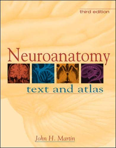 9780071381833: Neuroanatomy Text and Atlas