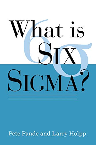 9780071381857: What Is Six Sigma?